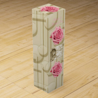 Carousel Dreams Mother's Day Wine Gift Box Roses