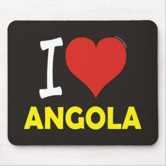 Carpet for rat - I love you Angola I love Mouse Pads