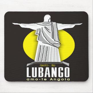 Carpet for rat - I love you Angola - Lubango Mouse Pad