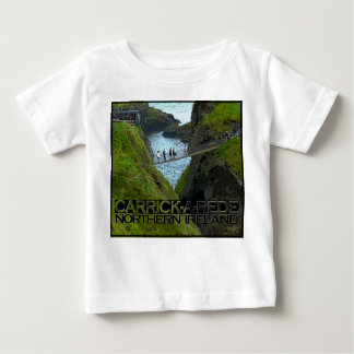 Carrick-a-Rede Baby T-Shirt