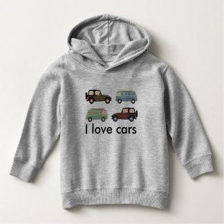 Cars Hoodie