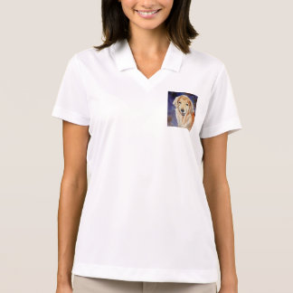 Carter Pet Portrait .png Polo Shirt