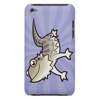 Cartoon Bearded Dragon / Rankin Dragon Barely There iPod Covers