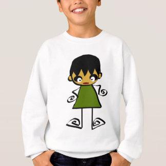 cartoon boy sweatshirt