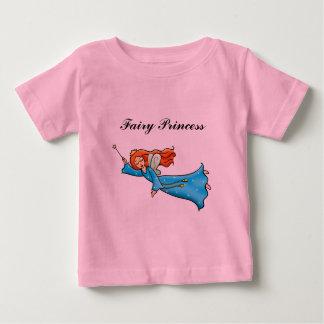 Cartoon Clip Art Flying Fairy Princess Magic Wand Baby T-Shirt