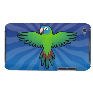 Cartoon Conure / Lorikeet / Parrot iPod Case-Mate Case