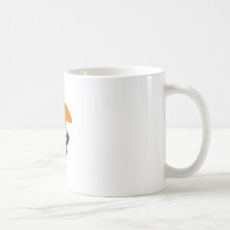 Cartoon Crow Coffee Mug