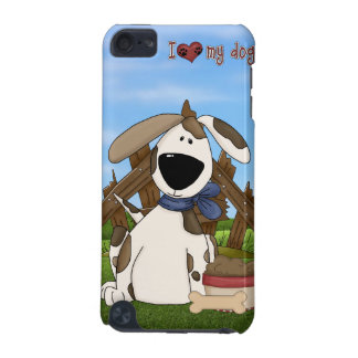 Cartoon Dog iPod Touch (5th Generation) Case
