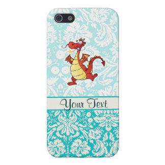 Cartoon Dragon; Cute iPhone 5 Covers