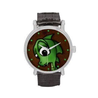 Cartoon Dragon Wrist Watch