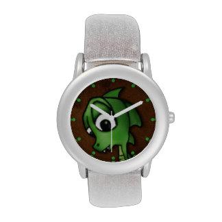 Cartoon Dragon Watch