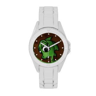 Cartoon Dragon Wristwatches