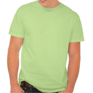 Cartoon Dragon; Green Tshirt