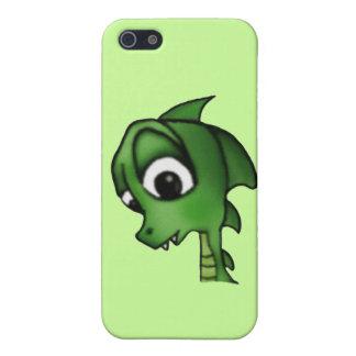 Cartoon Dragon iPhone 5 Cases