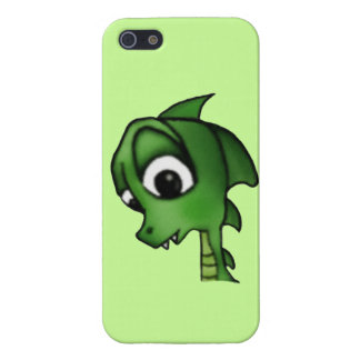 Cartoon Dragon iPhone 5 Covers