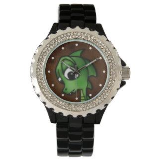 Cartoon Dragon Wristwatch
