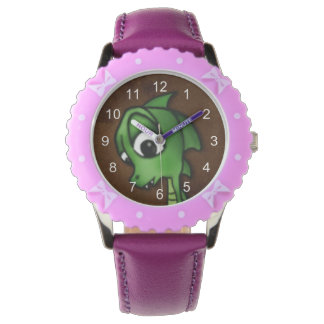 Cartoon Dragon Wristwatch