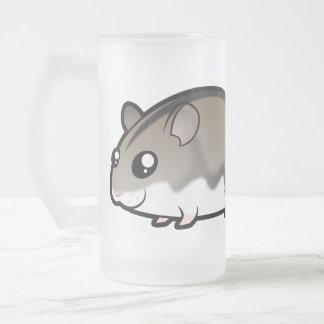 Cartoon Dwarf Hamster Mugs