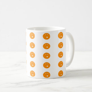 Cartoon face coffee mug