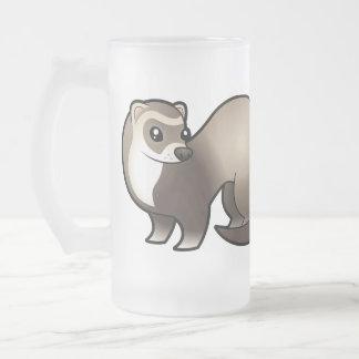 Cartoon Ferret Coffee Mugs