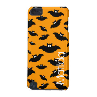 cartoon funny bat with name iPod touch (5th generation) covers