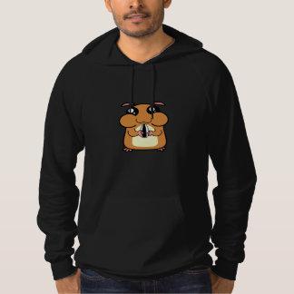 Cartoon Hamster Hoodie