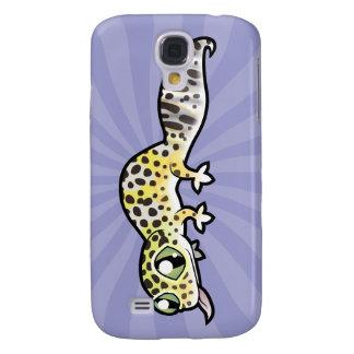 Cartoon Leopard Gecko Galaxy S4 Case