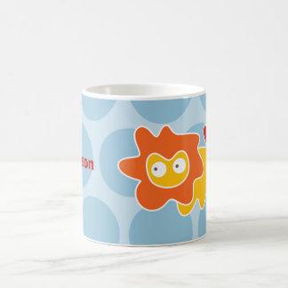 Cartoon Lion Kid Cute Fun Custom Gift Mug