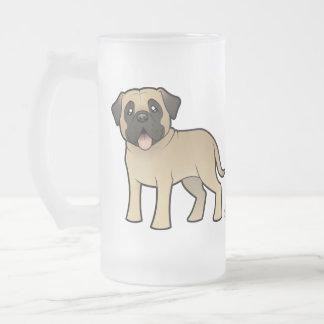 Cartoon Mastiff / Bullmastiff Mugs