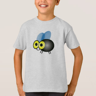 Cartoon Mosquito - Kids T-Shirt