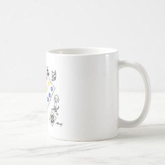 Cartoon mug - dogs