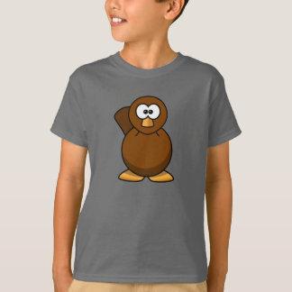 Cartoon Platypus - Kids T-Shirt