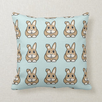 Cartoon Rabbit Cushion Pillow