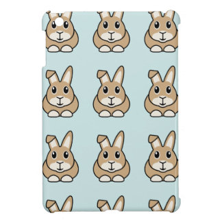 Cartoon Rabbit iPad Mini Covers