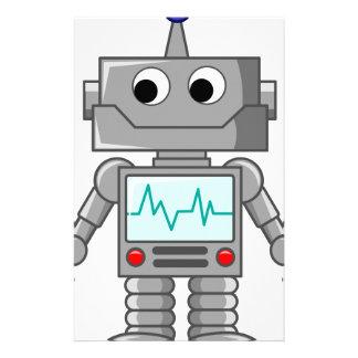 Cartoon Robot Stationery