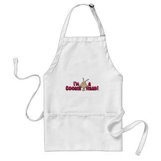 cartoon standard apron