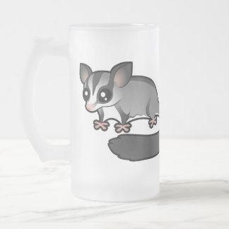 Cartoon Sugar Glider Coffee Mug
