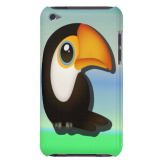 Cartoon Toucan iPod Touch Case-Mate Case