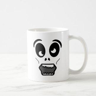 Cartoon Zombie Coffee Mug
