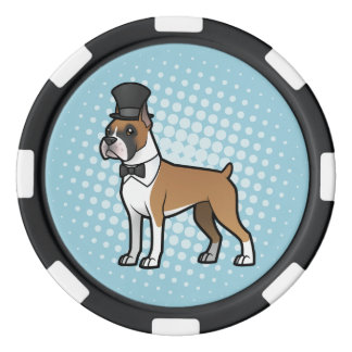 Cartoonize My Pet Poker Chips