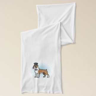 Cartoonize My Pet Scarf