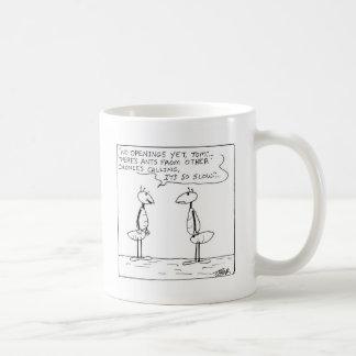 cartoons basic white mug