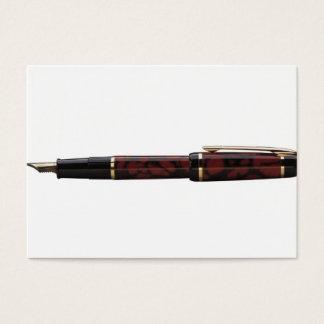 Cartridge Pen Business Card