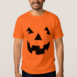 Carved Pumpkin Head Shirt