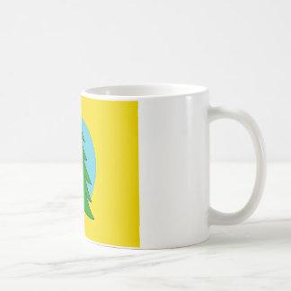 Cascadia Flag 11 oz Classic White Mug