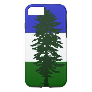 Cascadia Flag Iphone 7 Cover - Tough Case