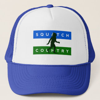 """Cascadia """"Squatch Country"""" Hat"""