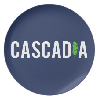 Cascadia Tree Plate