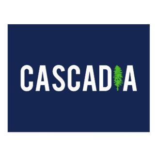 Cascadia Tree Postcard