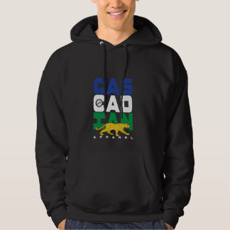 """Cascadian """"What it is"""" Hoodie"""